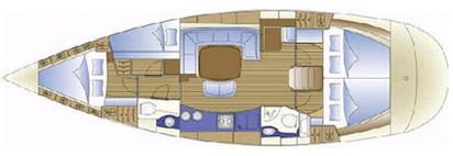 Barca 4 posti