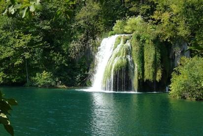 Croazia cascate krka