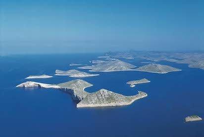 Croazia Parco Nazionale Isole Incoronate