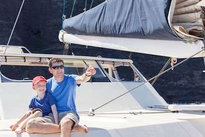 Vacanze in barca a vela per famiglie