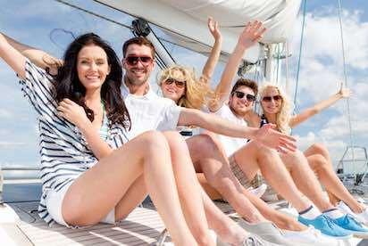 Vacanze in barca a vela per under 30
