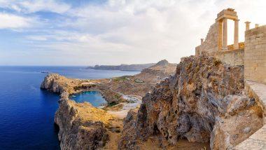 Acropoli di Lindo Isola di Rodi