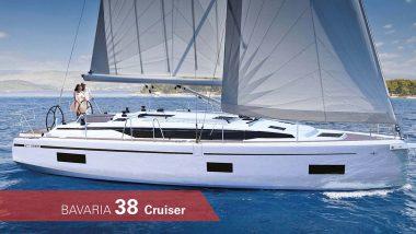 Bavaria 38 Cruiser in Navigazione