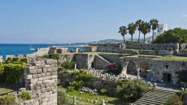 Castello di Neratzia Isola Kos