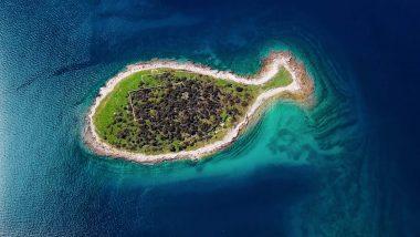 Gaz nelle isole Brioni