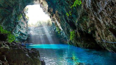 Grotta Melissani Sami Cefalonia