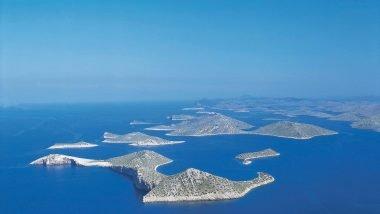 Le Isole Incoronate Croazia