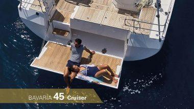 Poppa Bavaria 45 Cruiser per noleggio