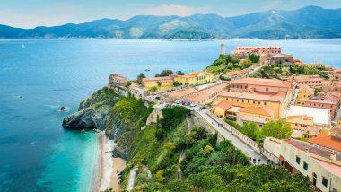 Scorcio di Portoferraio Isola Elba