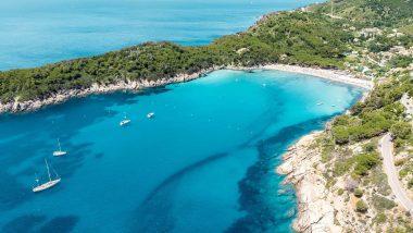 Spiaggia della Biodola Isola Elba