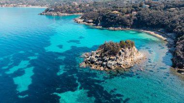 Spiaggia della Paolina Isola Elba