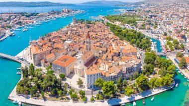 Trogir in Dalmazia Croazia