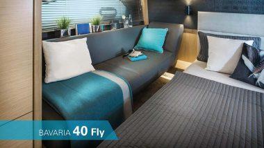 Interni Bavaria 40 Fly