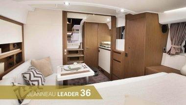 Interni Janneau Leader 36