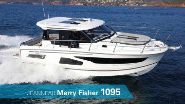 Vista esterna Janneau Merry Fisher 1095